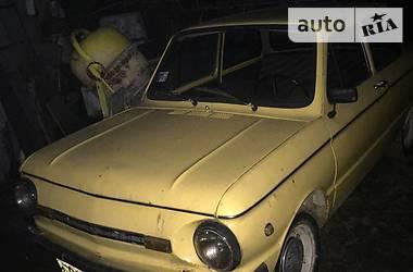 ЗАЗ 968 1996