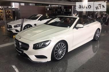 Mercedes-Benz S 500 AMG Coupe Cabrio 2017