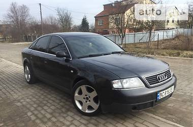 Audi A6 1.8T V20 1999