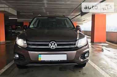 Volkswagen Tiguan Extreme 2014