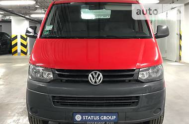 Volkswagen T5 (Transporter) груз 2010