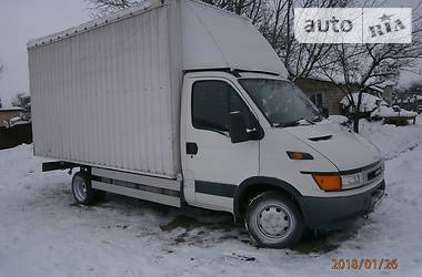 Iveco Daily 4x4 2004