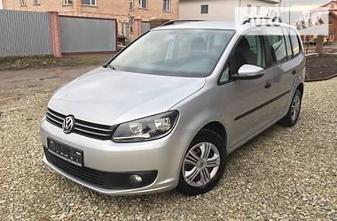 Volkswagen Touran 1.6TDI 2014