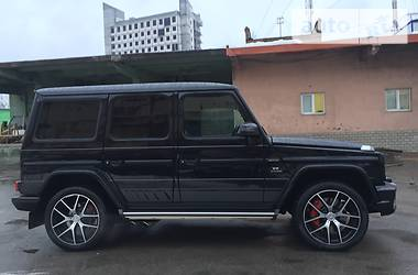 Mercedes-Benz G 63 AMG Limited Edition 463 2016