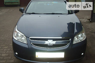 Chevrolet Epica 2.5 2007