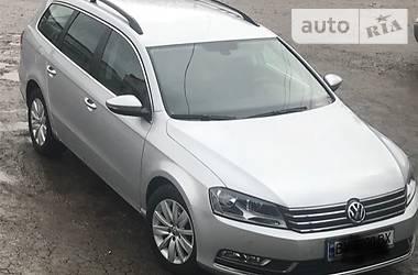 Volkswagen Passat B7 комфорт 2013
