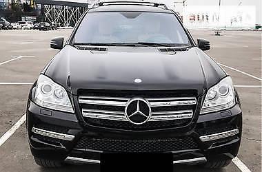 Mercedes-Benz GL 500 2011