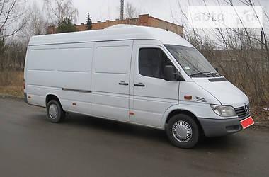 Mercedes-Benz Sprinter 313 груз. REF 2001
