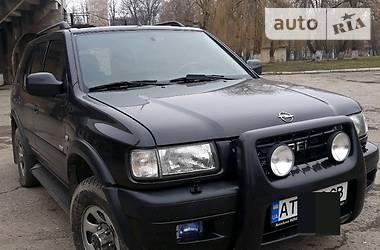 Opel Frontera 2001