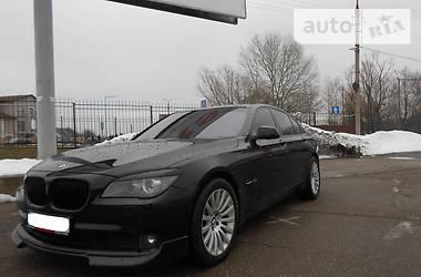 BMW 740 XD 2011