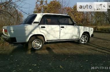 ВАЗ 2107 Реекспорт 1998