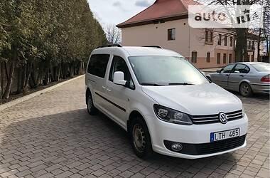Volkswagen Caddy пасс. 2.0  (140hk) 2012