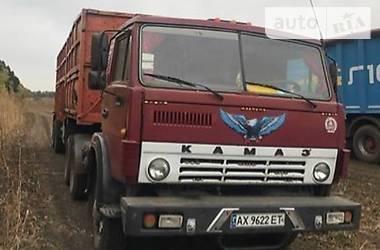 КамАЗ 5410 тягач 1995