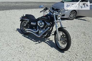 Harley-Davidson Dyna Super Glide FXDC 2011