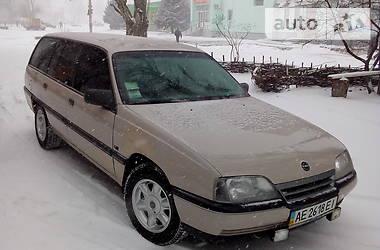 Opel Omega 2.3d 1987