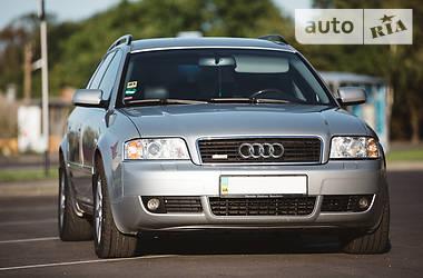 Audi A6 S-line 2003
