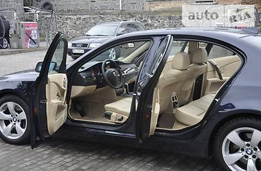 BMW 530 d 170 kw 2007