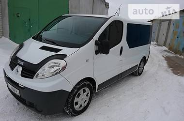 Renault Trafic пасс. 2010