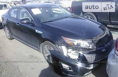 Kia Optima Hybrid 2015
