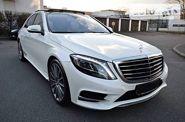 Mercedes-Benz S 350 d Exklusive DESIGNO 2016