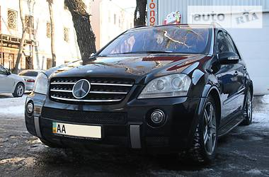 Mercedes-Benz ML 63 AMG 2007