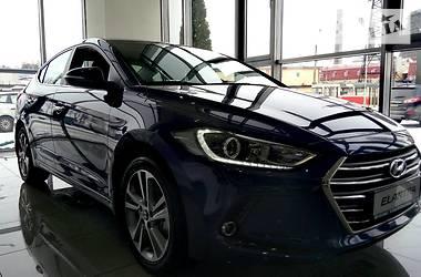 Hyundai Elantra 2.0 Premium AT 2017