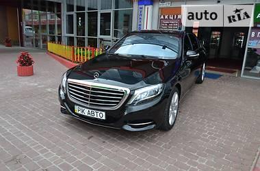 Mercedes-Benz S 350 CDI 4matic L 2016