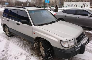 Subaru Forester GAZ-4 1998