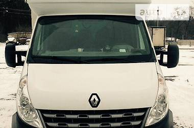 Renault Master груз. 2012