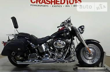Harley-Davidson Fat Boy FLSTF  2013