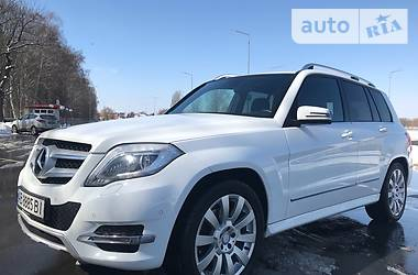 Mercedes-Benz GLK 250 4 Matic Sport 2014