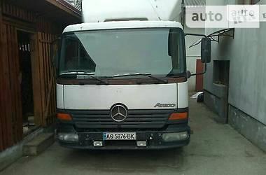 Mercedes-Benz Atego 815 2003