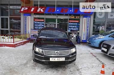 Volkswagen Phaeton 3.6 4Motion 2012