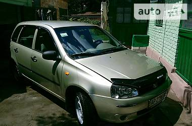 ВАЗ 1117 Калина 2008
