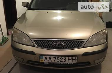 Ford Mondeo 2.0i 2003