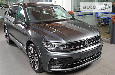 Volkswagen Tiguan 2.0Bi-TDI Highline R 2018