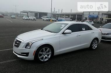 Cadillac ATS 2.5 2015