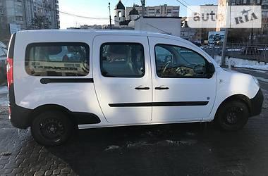 Renault Kangoo пасс. EXPRESS ZE 2012