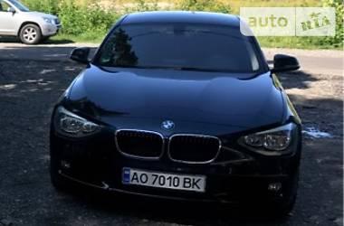BMW 116 F20 2013