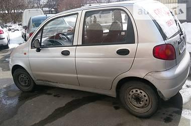 Daewoo Matiz 0.8i 2010