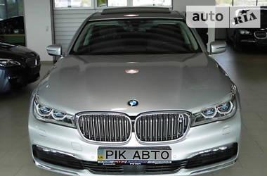 BMW 740 Ld xDrive 2016