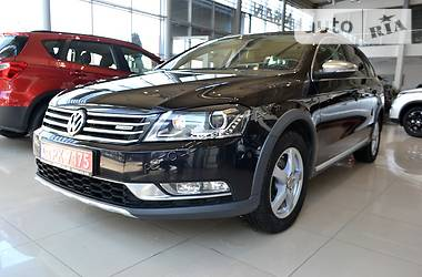 Volkswagen Passat Alltrack 4x4 MAXI-FUL+WEBASTO 2013