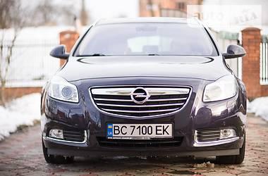 Opel Insignia 2.0 cdti 2013