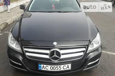 Mercedes-Benz CLS 250 CDI 2012