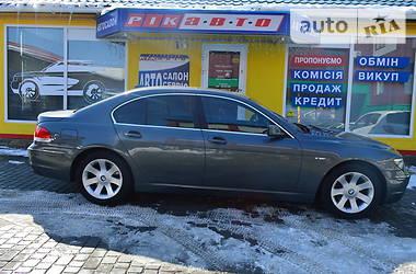 BMW 730 D 2007