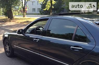 Mercedes-Benz S 500 long 1999