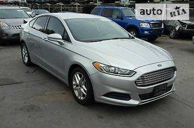 Ford Mondeo SE 2013
