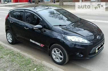 Ford Fiesta 1.4 TDCI 2011