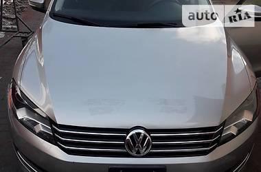 Volkswagen Passat B7 Wolfsburg Edition 2013