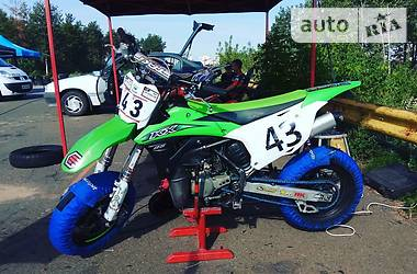 Kawasaki KX KX85 2015